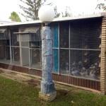 vista exterior del palomar